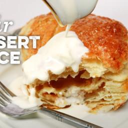 Kefir Dessert Sauce