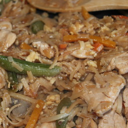 Keith's Chicken Stir Fry