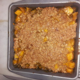 Kelley's Mango Crisp
