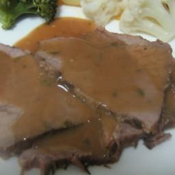 "Kelly's Crock Pot ""smoked"" Beef Roast or Brisket"