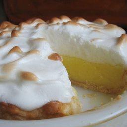 Carolyn's Lemon Meringue Pie