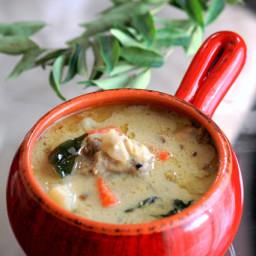 Kerala Chicken Stew Recipe   Kozhi Ishtu Recipe