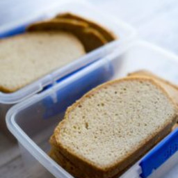 Keto Bread – Delicious Low Carb Bread – Soft With No Eggy Taste
