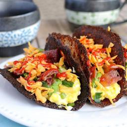 Keto Breakfast Tacos