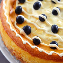Keto Cheesecake - New York Baked Cheesecake
