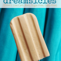 Keto Dreamsicles