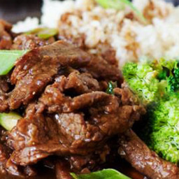 Keto Mongolian Beef (Low-Carb)