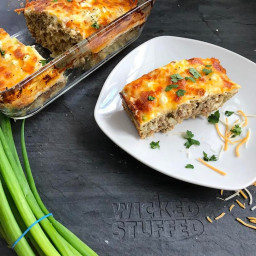 Keto Morning Meatloaf