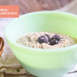 Keto Oatmeal: 5-Minute Low Carb N'oats