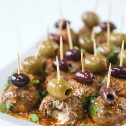 Keto Party Meatballs