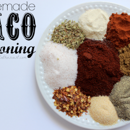 KETO Taco Seasoning