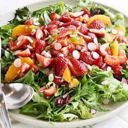 Kevin Dunn's Strawberry Radish Salad