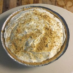 Key Lime Easy Pie