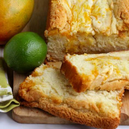 Key Lime Mango Cake