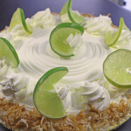 Key Lime Pie Crust