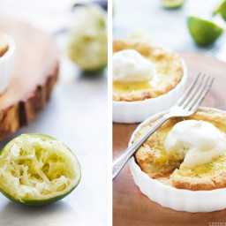 Key Lime Pie Tarts