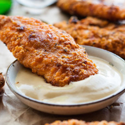 KFC Oven Baked Fried Chicken Tenders