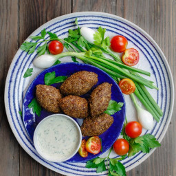 Kibbeh Recipe (How to Make Kibbeh)