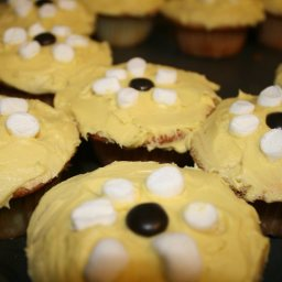 Kid's Darling Daisy Cupcakes