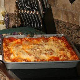Kids Extra Easy Lasagna