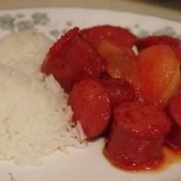 Kielbasa Appetizer