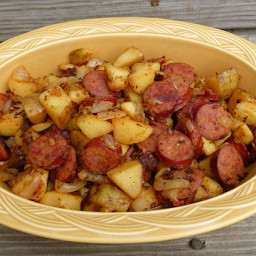 Kielbasa and Potatoes Recipe