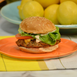 Killer Turkey Burgers