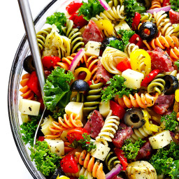 Kimberly's Pasta Salad