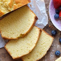 King Arthur Flour's Original Pound Cake