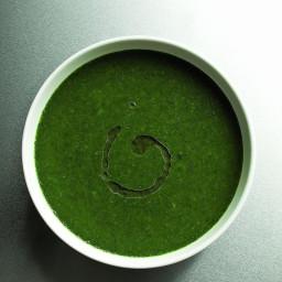 Antioxidant Green Soup