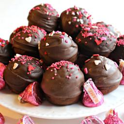 Kiss Cookies (Biscotti con Baci/Galletas con Besos/Cookies de Baisers)