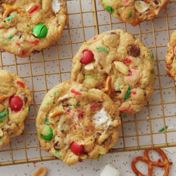 Kitchen-Sink Christmas Cookies