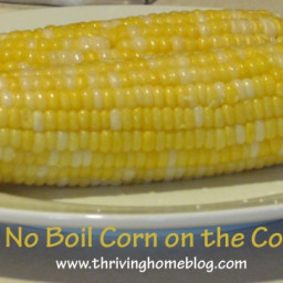 Kitchen Trick: 3-Minute No Boil Corn on the Cob Method