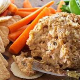 Kiwi Cheeseball