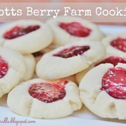 Knotts Berry Farm Cookies