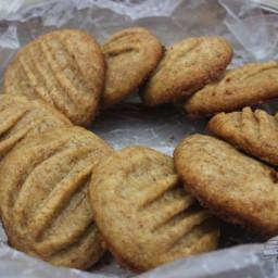 Koffie koekjes van Laura's Bakery