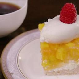 Kona Mango Cream Pie