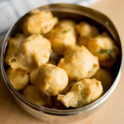 Kongunad Thellattu - Rice and Lentil Vadai Recipe