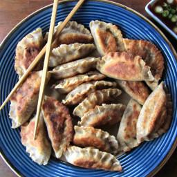 Korean Mandoo Dumplings (paleo, AIP)