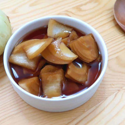 Korean Pickled Onion – Pair it with any meal