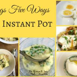 Korean Style Steamed Eggs