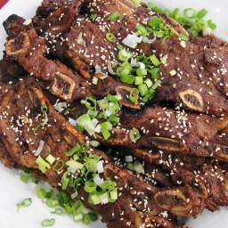 Korean BBQ (Kalbi)
