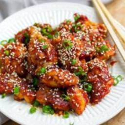 Koren Chicken - Paleo Style