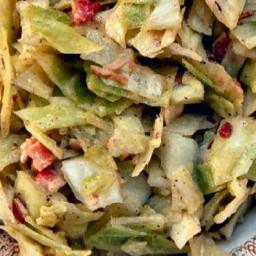 Krautsalat - Bavarian White Cabbage Coleslaw