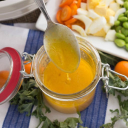 Kumquat Salad Dressing