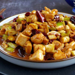 Kung Pao Chicken, the Authentic Way (宫保鸡丁)