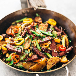 Kung Pao Pastrami (A Mission Chinese Recipe)