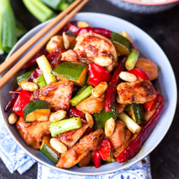 Kung Pao Chicken – Copycat Panda Express Recipe