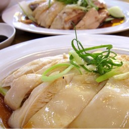 Karen's Chinese Poached Chicken