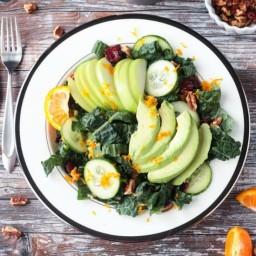 Lacinato Kale Superfood Salad